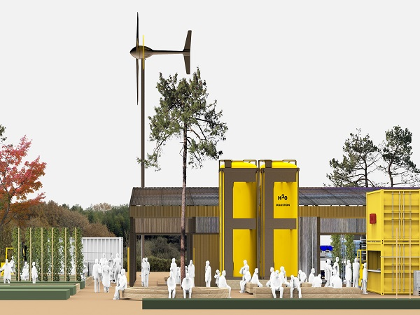 IKEA collaborates with an entire city to assemble the sustainable city of the future