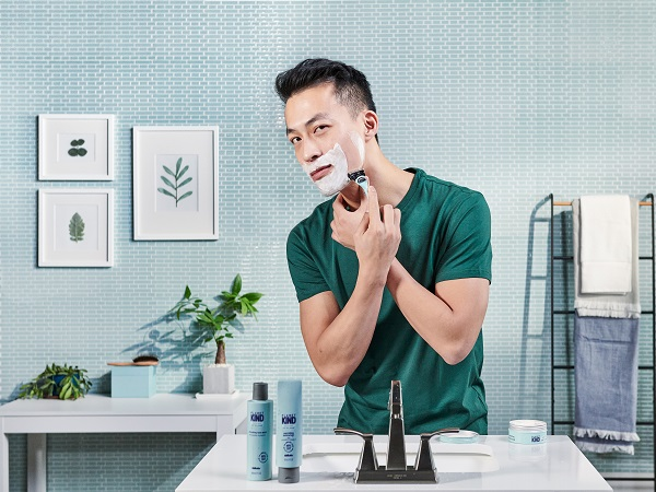Gillette launches new line of products that are kind to skin and planet
