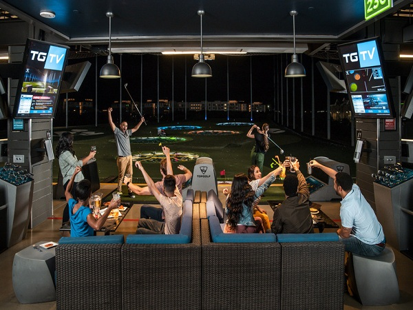 Topgolf to break ground on new venue in Oberhausen, Germany